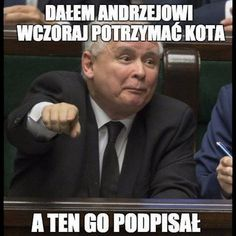 populistyczny blog dla antyinteligenta (kroczymy w awangardzie rebelii) Try Not To Laugh, Make You Smile, Wtf Funny, Hilarious, Polish Memes, Weekend Humor, Funny Mems, Everything And Nothing, Smile Everyday