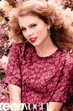 i swear taylor swift is a fairy tail! maybe she is one is another universe... shes amazingly perfect!