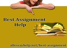 We are one of the best assignment providers with very cheap prices and help the students with our experts' team. We provide assignments in all subjects.