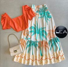 Luau Outfits, Vacation Outfits, Cute Casual Outfits, Chic Outfits, Classy Street Style, Elegant Outfit, Classy Women, Dress Collection, Designer Dresses