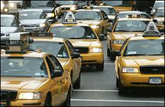 Eight taxi drivers have been issued civil citations as part of an undercover police operation in Maryland.