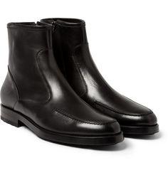 Mr. HareToussaint Leather Boots £560