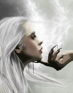 Wow. This could LITERALLY be a scene from HEIR OF FIRE with Manon  her grandmother.  [Darkness In Ice by StreamyDigital}