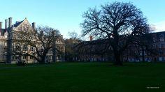 #Irland #Dublin Trinity College