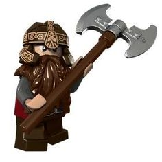Lego Lord of the Rings Gimli Minifigure « Game Searches