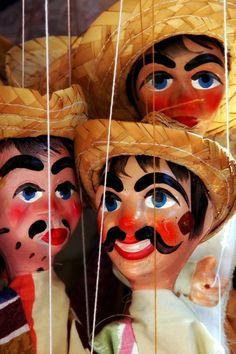 Olvera Street Puppets