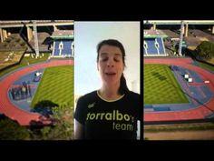 Entrevista a Ruth Beitia antes de competir en Nueva York