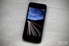 Focus sur le design de l'iOS 7