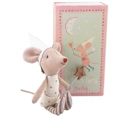 Tooth fairy mice and fairies on pinterest
