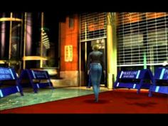 Parasite Eve 2 (Part 1) Shapeshifting NMC's