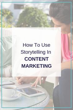 How to use storytelling in content marketing to attract leads and sales for your business. Content Marketing Strategy, Marketing Communications, Event Marketing, Marketing Quotes, Social Media Marketing, Digital Marketing, Marketing Plan, Business Marketing, Internet Marketing