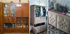 У многих из нас в доме есть старая советская мебель, которая еще достаточно крепкая, но совершенно не вписывается в современный интерьер. В таких случаях буквально разрываешься на части, не зная, что же сделать в конечном итоге: потратиться на новое стильное убранство комнаты или сэкономить, смирившись с устаревшими вещами.