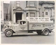 1933 acme beer truck AAC-6420