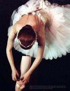 Kate and Laura Mulleavy of Rodarte designed costume for Black Swan.