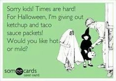 ...or could it just be that I ate all the Halloween candy a week ago?
