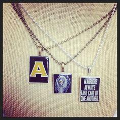 arapahoe high school warriors  handmade by annefranklindesigns, $15.00 #warriorstrong