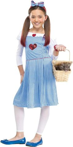 The Wizard of Oz Toddler Girlsu0027 Dorothy Costume 3T-4T | Pinterest | Toddler girls and Products  sc 1 st  Pinterest & The Wizard of Oz Toddler Girlsu0027 Dorothy Costume 3T-4T | Pinterest ...