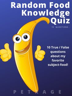 """10 TRUE/FALSE """"facts"""" in this Random Food and Drink Trivia Quiz -bet you can't get them all correct! Food And Drink Quiz, Fun Online Quizzes, False Facts, Trivia Questions And Answers, Knowledge Quiz, Trivia Quiz, Weird Food, Healthy Drinks, Healthy Food"""