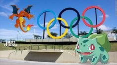 Pokemon Go in Rio A Great Way to Get Robbed at the Olympics #gaming #games #gamer #videogames #videogame #anime #video #Funny #xbox #nintendo #TVGM #surprise
