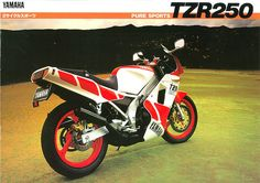 YAMAHA TZR250(1985)