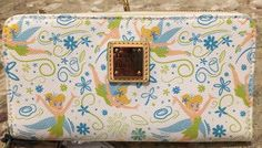 Tinker Bell Dooney and Bourke Bags Spotted At Disney Parks!