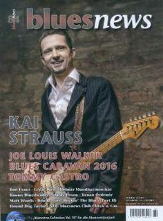 Blues News 84/2015 #Kai_Strauss