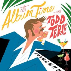 """Intro (It's Album Time)"" by Todd Terje was added to my Discover Weekly playlist on Spotify"