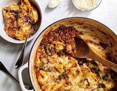 Τα πιο νόστιμα και εύκολα τορτελίνια στο φούρνο με κιμά... - Jenny.gr