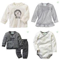 Die neue Pure Collection für Babys von Ersnting's family