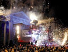 Fin de Año ¿qué os parece ir al Countdown Concert de Dublín? Comprando paquete de vuelo+hotel en Logitravel, os regalamos la entrada! http://logi.travel/ia