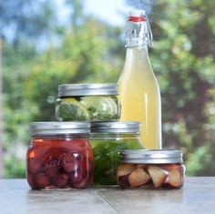 How To: Make Your Own Infused Spirits
