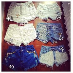 #Shorts#customizados#josii