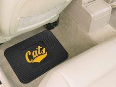 FANMATS- Montana State University Utility Mat FanMats . $15.98. Just the right size for door mats and workbench mat. Versatile design used as automotive rear floor mat for cars, trucks and SUV's. Rubber construction with non-skid backing. High quality utility mats with your favorite teams logo. Boast your team colors with utility mats by FANMATS. High quality and durable rubber construction with your favorite team's logo permanently molded in the center. Non-skid backing...