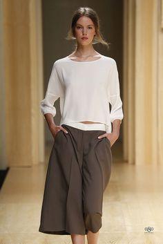 Sita Murt SS15. 080 Barcelona Fashion Week.