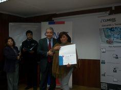 Junto al Director Regional Sence Valparaíso, Sr Mario Calderón, Cumbre Group organiza Ceremonia de Certificación del Curso Inglés Técnico - Concón