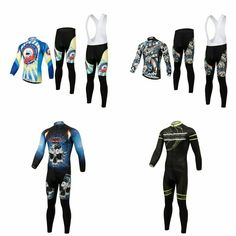 still 4 styles of cycling T-shirt and pants in my store.  cycling-sports-store.com  Yellow Light men cycling jersey and pants http://cycling-sports-store.com/app/mg/show-item.asp?item_id=459&ref=  Skull Car men cycling clothes  http://cycling-sports-store.com/app/mg/show-item.asp?item_id=460&ref=  Charger men bicycle clothing http://cycling-sports-store.com/app/mg/show-item.asp?item_id=461&ref=  Blue Shark men bike tights http://cycling-sports-store.com/app/mg/show-item.asp?item_id=462&ref=