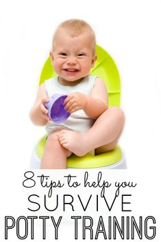 Whether you're casually thinking about potty training, cleaning up pee on a regular basis, or avoiding the subject altogether, this helpful list of potty training tips and tricks is just what you need to make it through to the other side with your sanity intact.