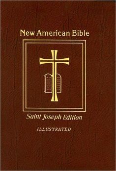 NAB St. Joseph Deluxe Edition, Bonded leather, brown--medium size