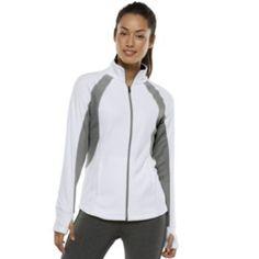 Tek Gear Colorblock Microfleece Jacket - Women's
