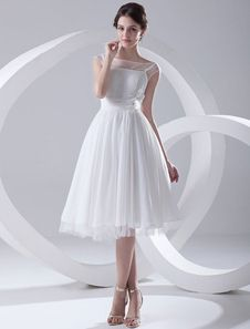 White Chiffon Wedding Dress. Get unbelievable discounts up to 60% Off at Milanoo using Coupon & Promo Codes.