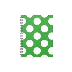 136 GRASS GREEN EARTH ENVIRONMENT BRIGHT WHITE POL SPIRAL NOTE BOOKS