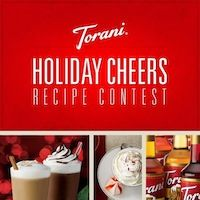 Spread Some Cheer with the Torani Holiday Cheers Recipe Contest | SheSpeaks Blogs