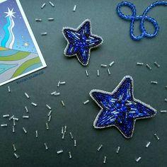 28 отметок «Нравится», 5 комментариев — Украшения💖Аксессуары💖Вязание (@zafiro_handmade) в Instagram: «А во время звездопада Я видала, как по небу Две звезды летели рядом - Ты мне веришь или нет?…»