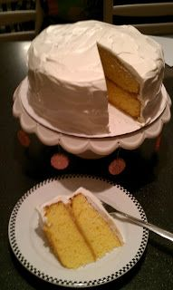 Holly's Stamping Addiction: Lemon Cake