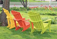 Paint the lawn furniture, then get a tan and sip some sun tea.