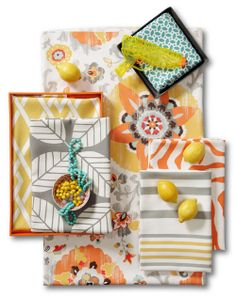 Poolside Room Fabric Collection. Image: Calico Corners. #fabric #furniture #interior_design #decorating #outdoor_fabric