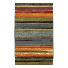 Mohawk Mohawk New Wave Rainbow Rug, Multicolor, Synthetic, 8 x 10 ft. Mohawk http://www.amazon.com/dp/B00E2HGPC4/ref=cm_sw_r_pi_dp_BajXub1WHP7MN