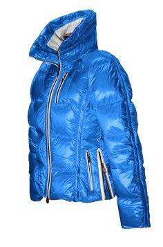 Women's Ski Clothing, Roxy Blue Jacket #ski  #aspen