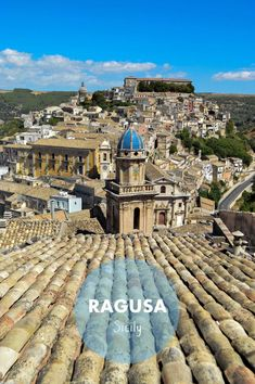Heading to Ragusa, Sicily? Why not Pin it? | heneedsfood.com