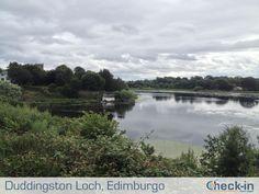 Duddingston Loch a Holyrood Park, Edimburgo, #Scozia